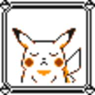 faceset faceset_yellow_pikachu game_boy pikachu pocket_monsters_pikachu pokemon_yellow sprite yellow // 54x54 // 396