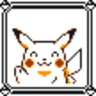 faceset faceset_yellow_pikachu game_boy pikachu pocket_monsters_pikachu pokemon_yellow sprite yellow // 54x54 // 403
