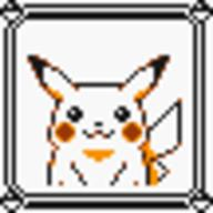 faceset faceset_yellow_pikachu game_boy pikachu pocket_monsters_pikachu pokemon_yellow sprite yellow // 54x54 // 413