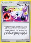 Ultimate Zone from Arceus