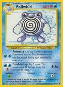 Poliwhirl from Base Set