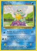 Squirtle from Base Set