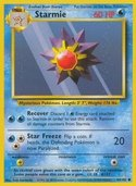 Starmie from Base Set