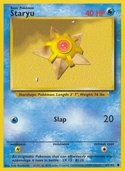 Staryu from Base Set