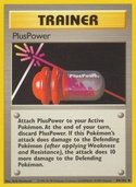 PlusPower from Base Set