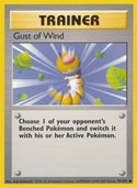 Gust of Wind from Base Set