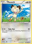 Meowth from Boundaries Crossed