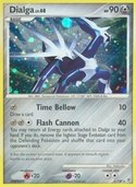 Dialga from Diamond and Pearl