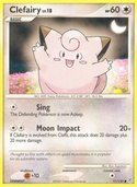 Clefairy from Diamond and Pearl