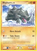 Rhyhorn from Diamond and Pearl