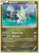 Kyurem from Dragon Vault