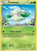 Cottonee from Emerging Powers