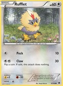 Rufflet from Emerging Powers
