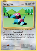 Porygon from Evolutions