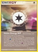 Holon Energy WP from ex Delta Species