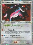 Salamence ex from ex Deoxys
