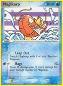 Magikarp from ex Deoxys