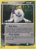 Absol from ex Dragon