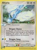 Altaria from ex Dragon