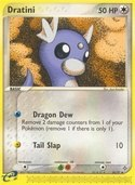Dratini from ex Dragon