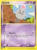 Spoink from ex Dragon