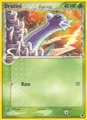Dratini δ from ex Dragon Frontiers