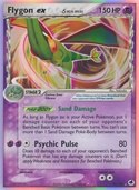 Flygon δ ex from ex Dragon Frontiers