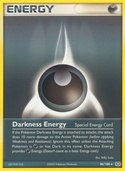 Darkness Energy from ex Emerald