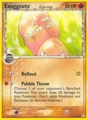 Exeggcute δ from ex Holon Phantoms
