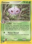 Cascoon from ex Ruby Sapphire