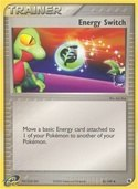 Energy Switch from ex Ruby Sapphire