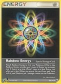 Rainbow Energy from ex Ruby Sapphire