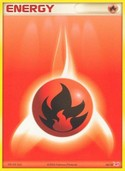 Fire Energy from ex Trainer Kit 1