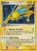 Jolteon from ex Unseen Forces