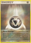 Metal Energy from ex Unseen Forces