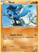 Riolu from Fates Collide