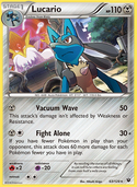 Lucario from Fates Collide