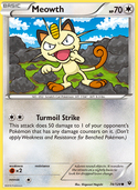 Meowth from Fates Collide