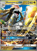 Kommo-o-GX from Guardians Rising