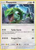 Rayquaza from Guardians Rising