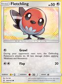 Fletchling from Guardians Rising