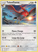 Talonflame from Guardians Rising