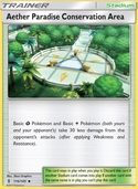 Aether Paradise Conservation Area from Guardians Rising