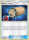 Energy Loto from Guardians Rising