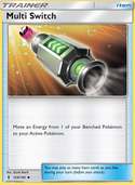 Multi Switch from Guardians Rising