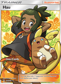 Hau from Guardians Rising