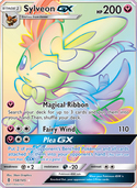 Sylveon-GX from Guardians Rising
