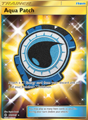 Aqua Patch from Guardians Rising