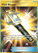 Field Blower from Guardians Rising