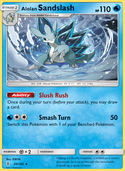 Alolan Sandslash from Guardians Rising